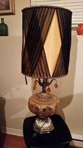 Table Lamps - antique
