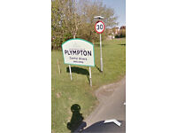 WANTED 3 bed house rent PL7 Plympton areas