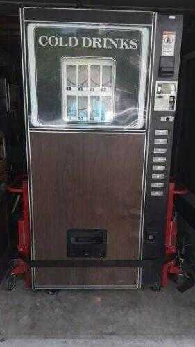 Rock Ola soda coke or pepsi vending machine for parts