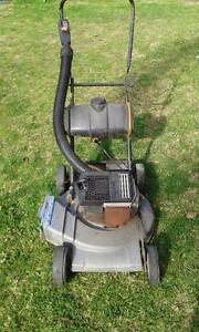 Lawnmower Victa 550 Pro Slasher Brooklyn Park West Torrens Area Preview