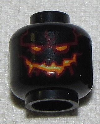 LEGO NEW BLACK JACK O LATERN HALLOWEEN ORANGE MONSTER - Halloween Monster Smile