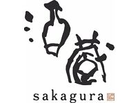 Chef and Sushi chef for New Opening in Central London-Sakagura