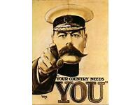 WE NEED YOU! Charity Fundraisers apply now! **£8-12 p/h** Start immediately!