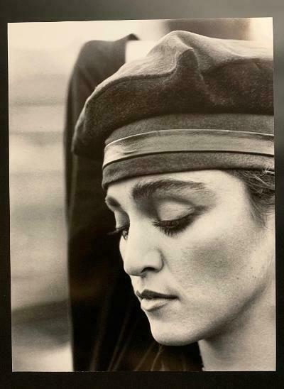 Madonna Photograph Portrait