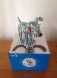 Colarful Gromit Figurine (Gromit Unleashed Figure)