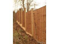 Closeboard featheredge heavy duty 6ftx6ft fence panels