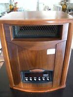 Comfort Furnace - Portable Infrared Heater - 1500 watts