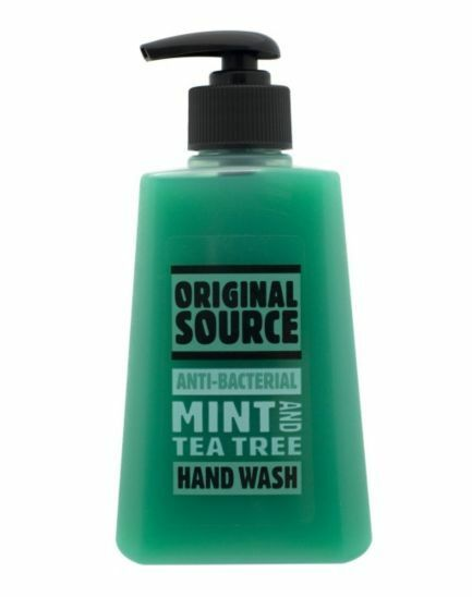 Original Source Mint and Tea Tree Anti-Bacterial Handwash 250ml
