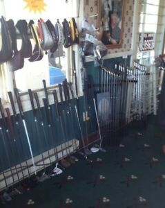 Golf Clubs and accessories Blowout