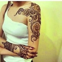 ORGANIC Henna And Mehndi Services