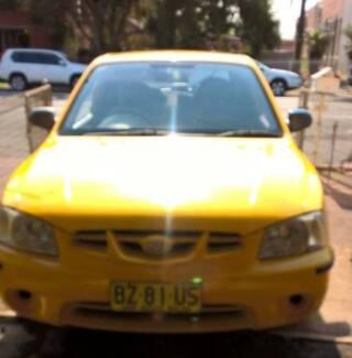 Hyundai Accent Hatchback 2002 - Mechanically sound