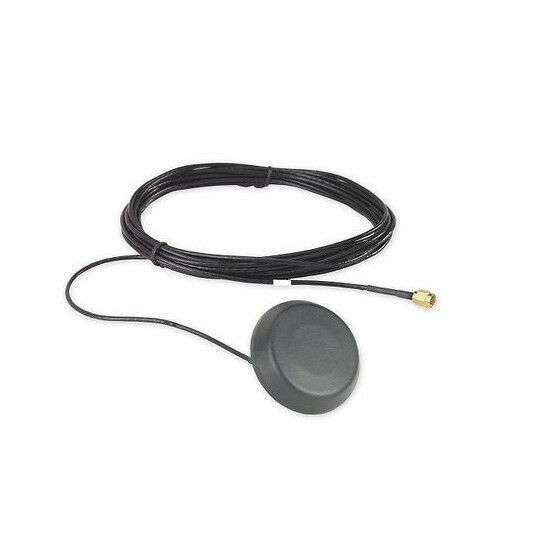 MOTOROLA HAG4000B GPS Antenna, 26 DB Gain, Vehicle Mount, 5M Cable, NEW
