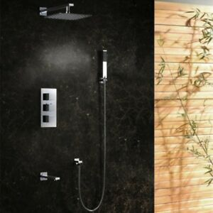 3 Way Thermostatic Shower Set - Hot Deal!