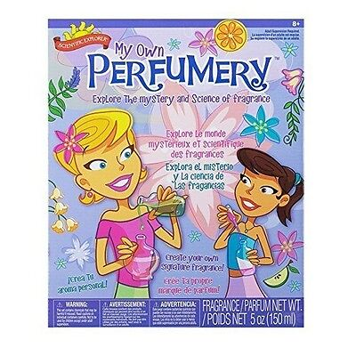 Scientific Explorer  Perfumery Science Kit New