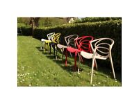 Clearance stock brand new Garden Design Chairs