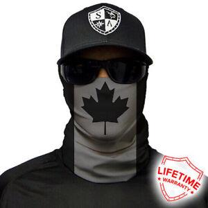 CANADA DAY FACE SHIELDS / BANDANAS