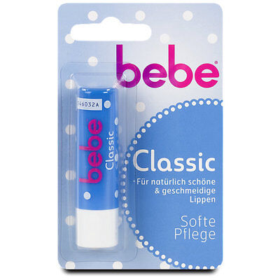 (bebe Young Care Lip Balm/ Lip gloss : CLASSIC - 1 pack - FREE SHIPPING)