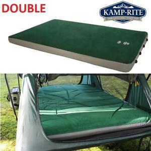 OB KAMP-RITE SELF-INFLATING MATTRES DTC443 199805437 CAMPING DOUBLE SIZE OPEN BOX