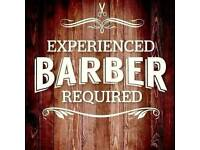 BARBER required - East London