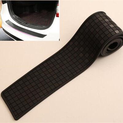 90x8CM Gummileiste Auto Hecktürschwelle Heckklappe Bezug Schutz Universal Tuning
