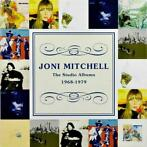 SALE Joni Mitchell - The Studio Albums 1968-1979(CD)