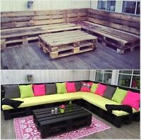 DIY Pintrest ideas to do with Pallets!!
