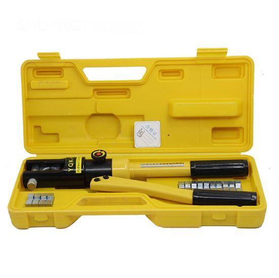 Hydraulische Presszange Crimpzange Quetschzange Kabelschuhe Zange 10 - 300 mm²