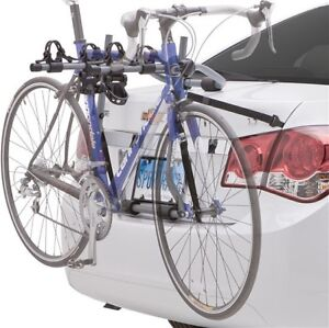 Bike rack - rear mount