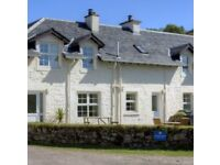 Secure your Spring School Week at Melfort, Argyll, Scotland for your family.