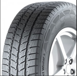 Four Continental VanContact Winter Tires - 235/65 R 16 C