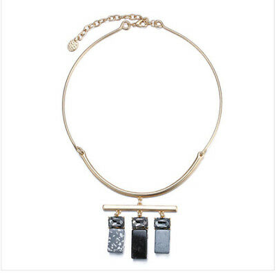 MARNI H&M Geometric Pendant Necklace
