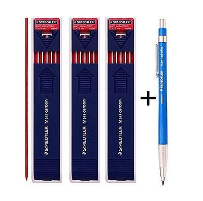 Staedtler Lead Holder 780cmars Carbon Red3pcs 2.0mm Mechanical Pencil
