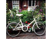 Vintage Raleigh Folding Bike