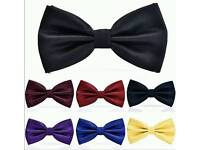 Brand New Bow Ties - Various Colours Available