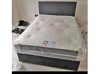 BRAND NEW DIVAN BED HALF PRICE