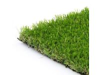 13 ft by 13 ft artificial grass