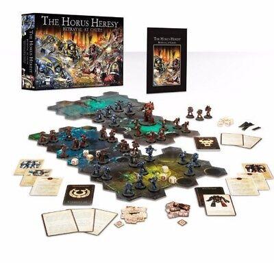 Warhammer HORUS HERESY : BETRAYAL AT CALTH Box Set RRP £95