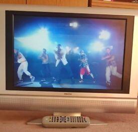 "LCD TV DVD combo 19"" bedroom tv"