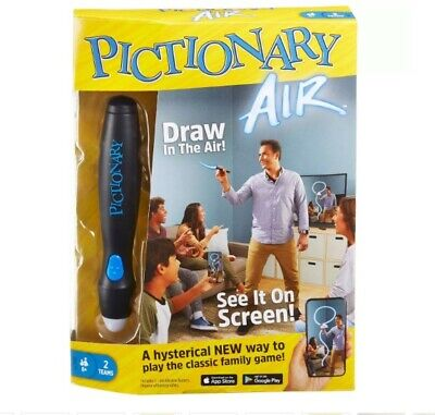 New Pictionary Air Game