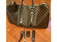 Authentic Louis vuitton Duffle Bag