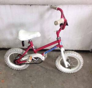 Girl's bike, Scooters & Trikes