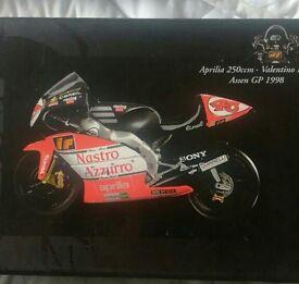 Minichamps Valentino Rossi Aprilia 250