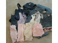 Spring baby clothes bundle