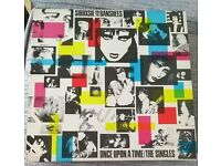 1981 Once upon a time by sioxsie and the banshees vinyl