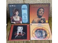 Opera vinyl - 15 box sets and others