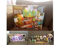 Rare Terraria Multi-Level & Corruption Biomes Playsets + Figures and Extras