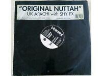 Original nuttah vinyl