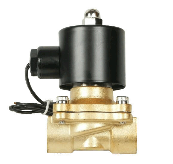 """Air Ride Suspension Valve 3/8""""npt Brass Electric Solenoid for Train Horn Fast"""