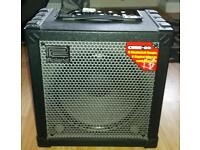 Roland cube 60 guitar amplifer