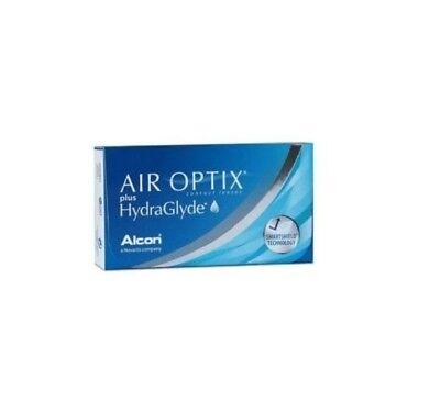 Air Optix Plus Hydraglyde Kontaktlinsen von Alcon CibaVision TOP PREIS
